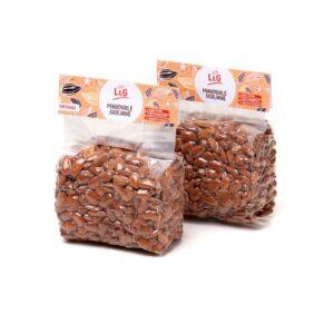 Mandorle Siciliane bipacco NN 2x1kg