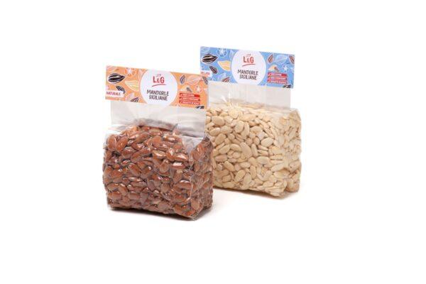 Mandorle Siciliane bipacco PN 2x1kg